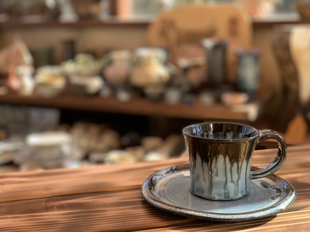 北欧 コーヒーカップセット